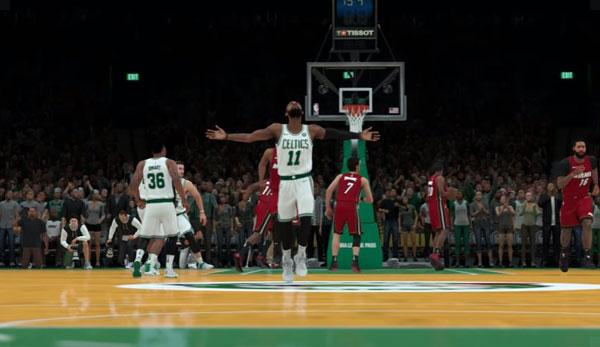 NBA: NBA 2K18: Welcome to the game paradise
