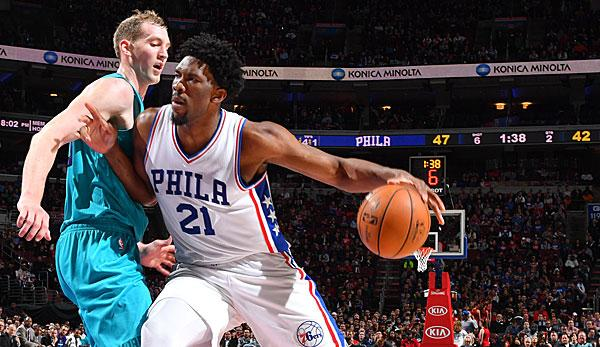 """NBA: Colangelo:""""Embiid will be there at the beginning."""""""