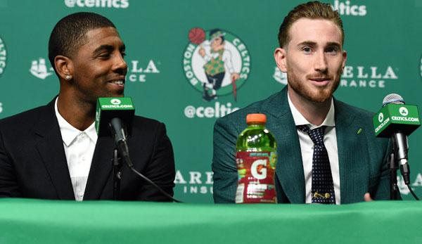 "NBA: Irving:""I was thrilled."""