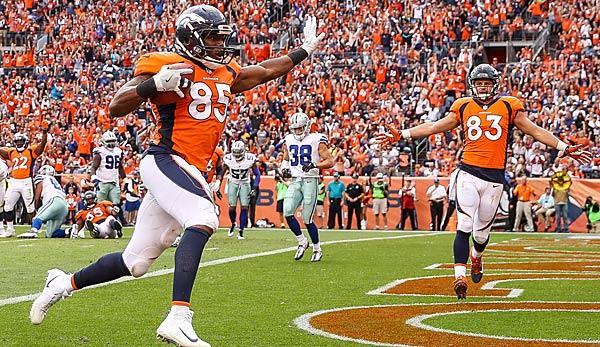NFL: Week 2: Denver dismembered Dallas - Seattle trembles