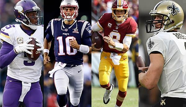 NFL: The NFL ahead of turbulent quarterback times