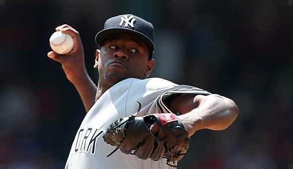 MLB: Severino starts against Kepler's Twins on Wednesday