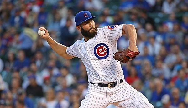 MLB: Jake Arrieta makes three more regular starts for the Cubs