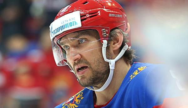 """NHL: Ovetschkin gives up his Olympic dream:""""This sucks"""""""