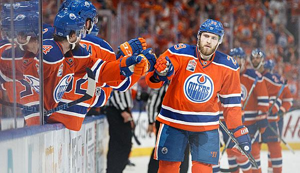 NHL: Draisaitl signs mega-contract with Edmonton Oilers