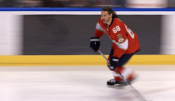 "NHL: Call for help from old star NHL Jagr:""No one calls, no one answers"""