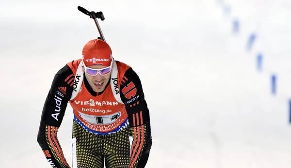 Biathlon: DM: Peiffer wins the title in mass start