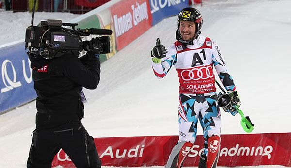 Winter sports: Ski broadcasts: ÖSV awards TV rights