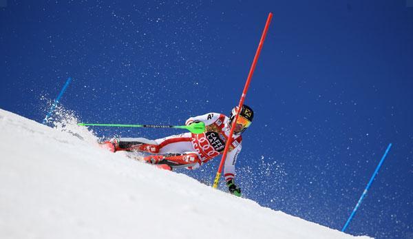Alpine skiing: ankle fracture: ski superstar Marcel Hirscher six weeks in plaster cast