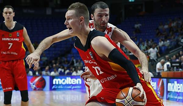 Basketball: Benzing makes its debut for Würzburg on Wednesday