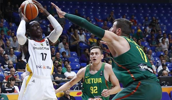 Basketball: Schröder criticizes TV situation in basketball