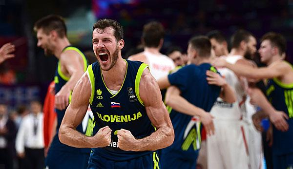 Basketballs: All information about the EuroBasket Final 2017