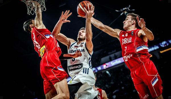 EuroBasket 2017: Crazy final!