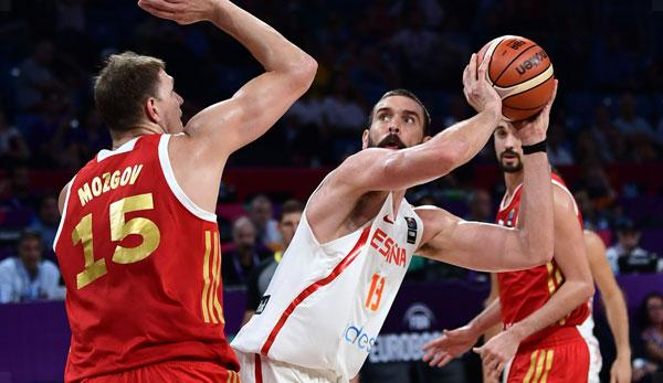 EuroBasket 2017: Gasols: Spain shakes to 3rd place thanks to Gasols