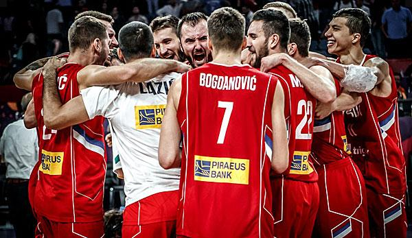 EuroBasket 2017: Bogdanovic and the Bavarian Armada