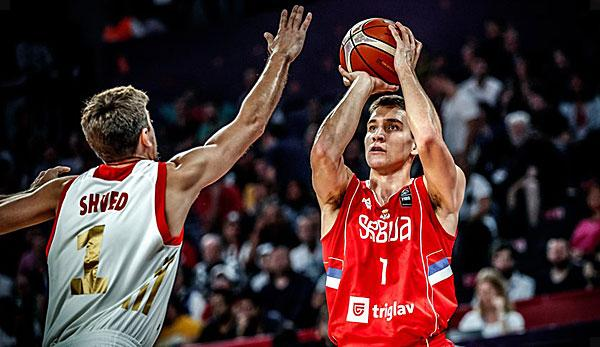 EuroBasket 2017: Serbia in the Final - Worries about Bayern-Guard