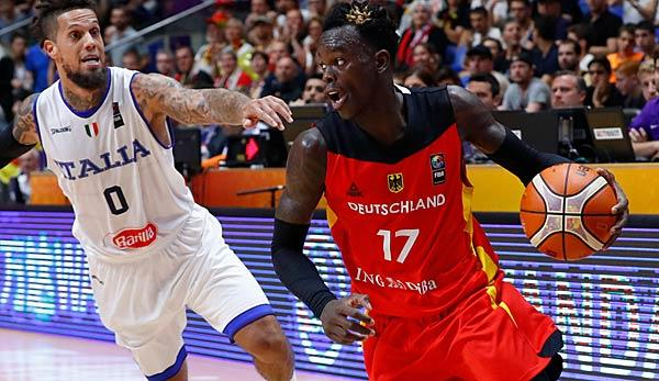 Basketball: World Cup qualification: DBB play at the start in Chemnitz