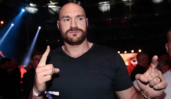 Boxing: Fury urges doping hearing