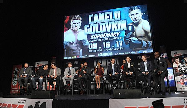 Boxing: All infos about the fight: Gennady Golovkin vs.
