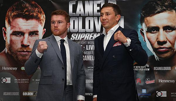 "Boxing: Panel:""Golovkin makes life hell for Canelo""."