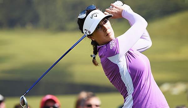 Golf: Gal in Evian among the Top 20, Masson beaten