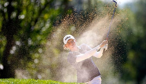 Golf: 164,000 euros: golfer Lewis donates winning cheque for flood victims