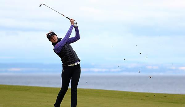 Golf: Gal in Portland on rank 55 - victory for Lewis
