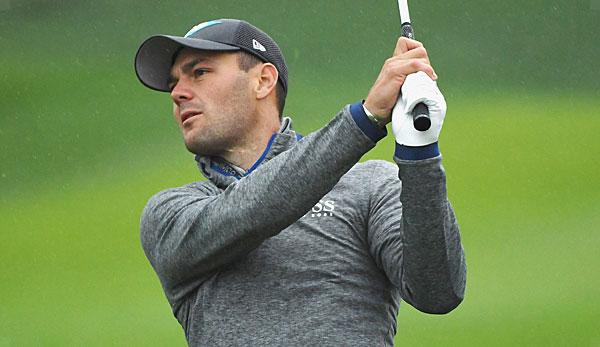 Golf: Czech Masters: Kaymer fails at the cut