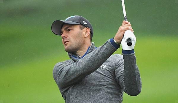 Golf: European Tour: Rainfall in Prague - Kaymer finishes second round weak