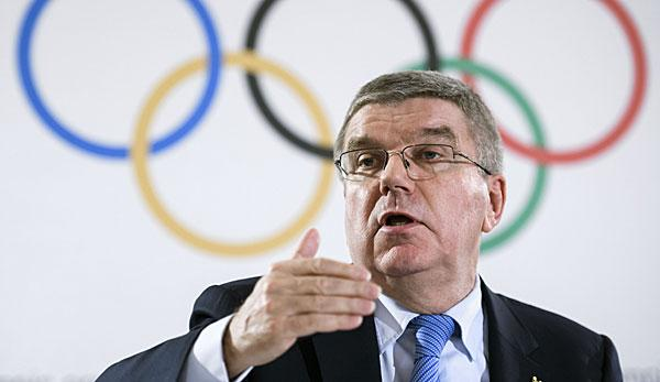 Olympia: IOC: Russia sanctions? Pure speculation?
