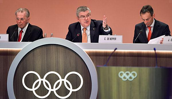 Olympia: IOC decides: fines for doping possible