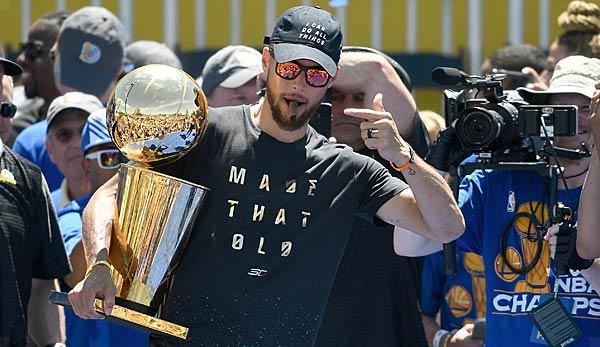 NBA: Trump withdraws invitation for Stephen Curry