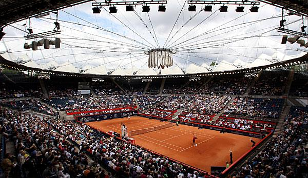 ATP: Sting loses Rothenbaum - Hamburg fears for the German Open
