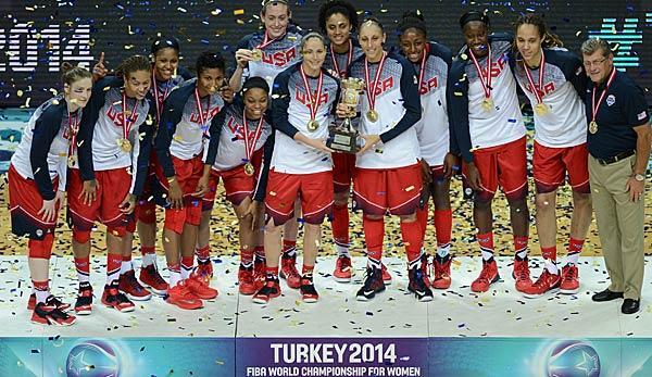 Basketball: Women's World Cup 2018 in Tenerife