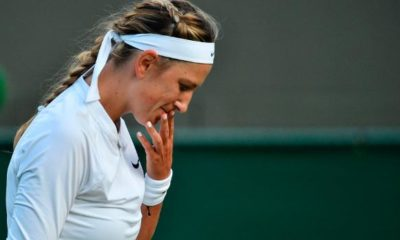 WTA: Concern about Azarenka: Luxembourg rejection and weight loss
