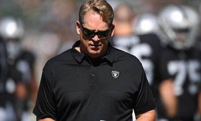 NFL: Raiders dismiss coach Jack Del Rio