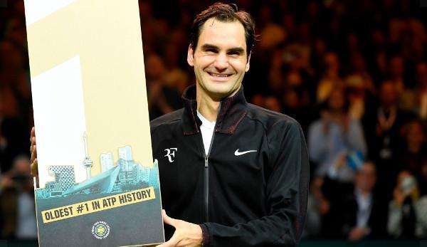 """ATP:""""Living lesson"""": Agassi, Hingis and Vonn nobility Federer"""