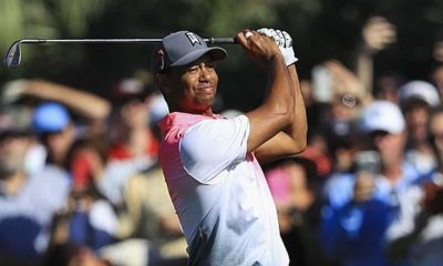 Golf: Woods climbs in Palm Beach Gardens - Cejka makes the cut