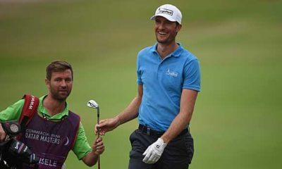 Golf: Heisele eighth in Doha