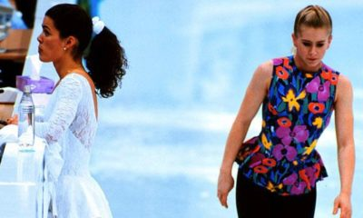 Olympia 2014: Nancy Kerrigan 1994: Beauty and the Beast