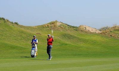 Golf: First professional tournament for men and women