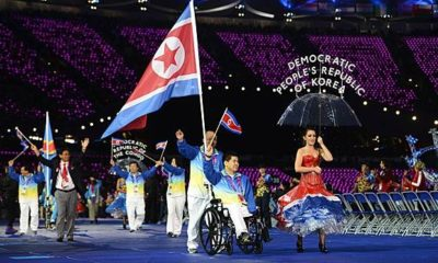 Olympic Games 2018: Paralympics: Six athletes from North Korea also expected