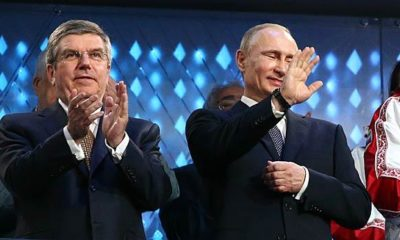 Olympia 2018: Official: IOC cancels suspension of Russia
