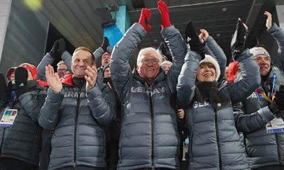 Winter Games 2018 Pyeongchang: Steinmeier bids farewell to the Paralympics Team