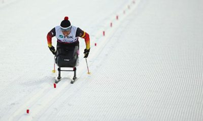 Olympic Games 2018: Paralympics: Eskau defends participation of Russian athletes