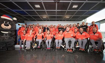 Olympic Games 2018: Paralympics: 20,000 euros for gold