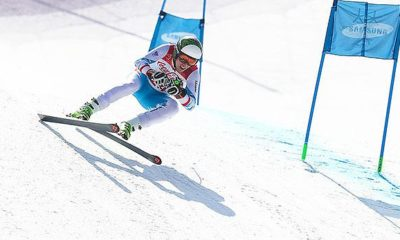 Olympic Games: Markus Salcher wins bronze in downhill