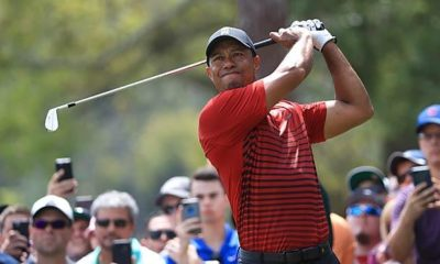 Golf: Tiger Woods misses his first tournament win since 2013 by a narrow margin