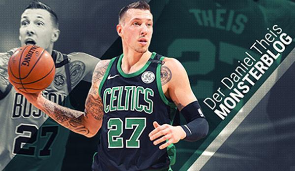 best sneakers c0123 e839e NBA: The Daniel Theis Monsterblog, Issue Three | World Sport ...