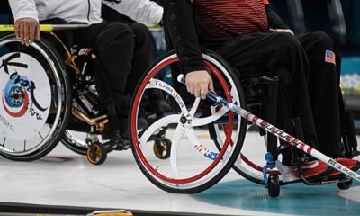 Olympia 2018: Paralympics: German wheelchair curlers head for the semi-finals